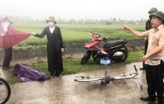 Đạp xe giữa trời mưa, nam sinh lớp 4 bị sét đánh tử vong