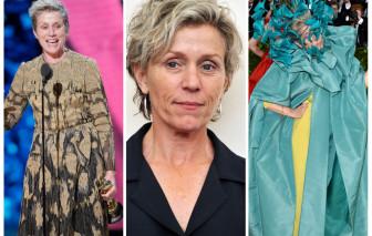 Frances McDormand và những lần phá vỡ chuẩn cái đẹp của Hollywood