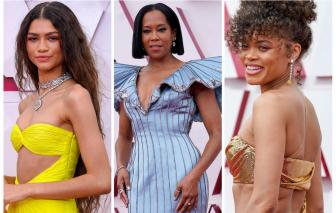 Những trang sức hàng triệu USD trên thảm đỏ Oscar 2021