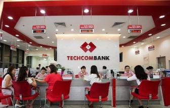 Techcombank có thêm khoảng 245.000 khách hàng mới