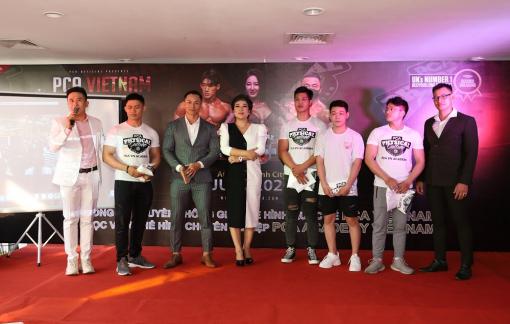 Giải thể hình danh tiếng quốc tế PCA chính thức khởi động tại Việt Nam