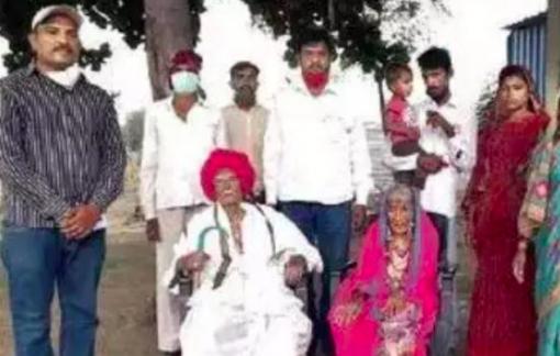 Phép màu ở Ấn Độ: Cụ ông 105 tuổi và vợ 95 tuổi đánh bại COVID-19 sau 9 ngày nằm viện
