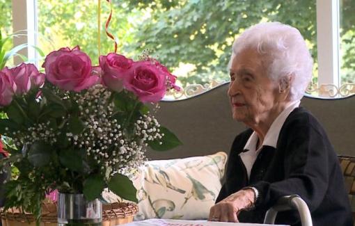 Bí quyết trường thọ của người phụ nữ lớn tuổi nhất nước Mỹ: Sống vô ưu