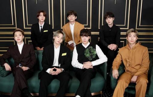 BTS có mặt trong 4 đề cử tại Giải thưởng âm nhạc Billboard 2021