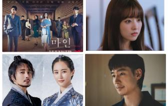 4 phim truyền hình Hàn Quốc hứa hẹn bùng nổ trong tháng 5