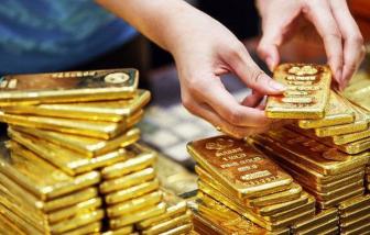 Giá vàng trong nước cao hơn giá vàng thế giới 6 triệu đồng/lượng