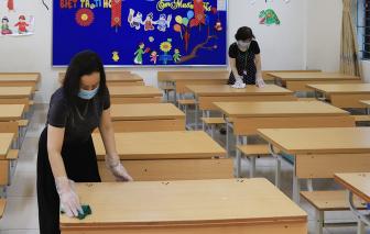 Hà Nội cho học sinh tạm dừng đến trường từ 4/5, chuyển sang học online vì COVID-19