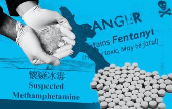 Báo động chiêu trò dùng tiền chất để qua mặt cảnh sát của các băng nhóm ma túy ở Đông Nam Á