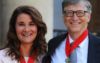 Bill và Melinda Gates - kết thúc một mối tình lãng mạn nơi công sở