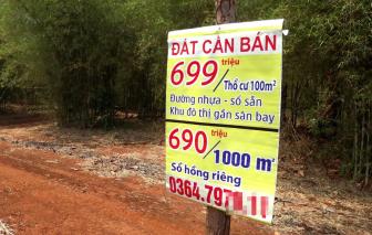 Bộ Tài chính nghiên cứu phương án đánh thuế chống đầu cơ bất động sản