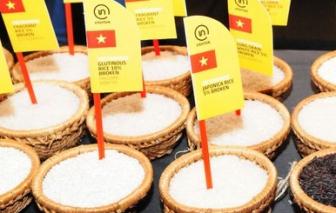 Gạo Việt xuất vào Anh đều mang thương hiệu nhà phân phối Anh quốc
