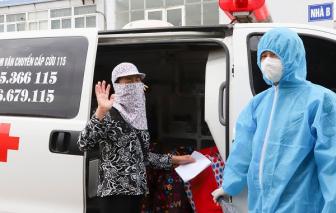 Hai bệnh nhân COVID-19 cuối cùng trong đợt dịch ở Hải Dương xuất viện