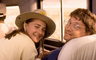Những khoảnh khắc hạnh phúc của vợ chồng Bill Gates trong 27 năm bên nhau
