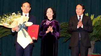 Phó Bí thư thường trực Thành ủy TPHCM làm Bí thư Thành ủy TP.Hải Phòng