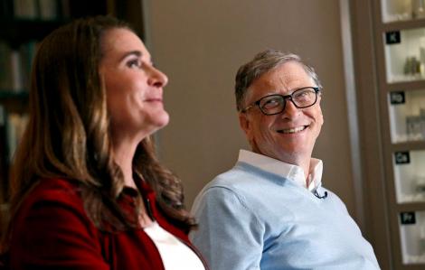 Bill Gates và vợ ly hôn: Một đoạn đường mới không có nhau