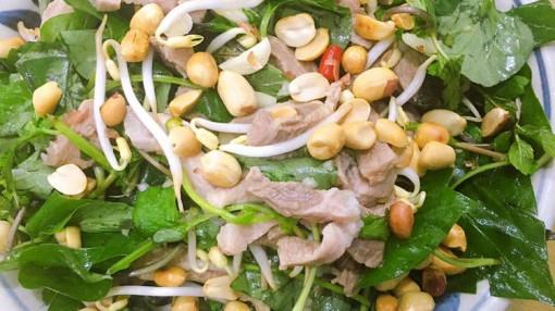 Cải thiện mụn bằng rau diếp cá