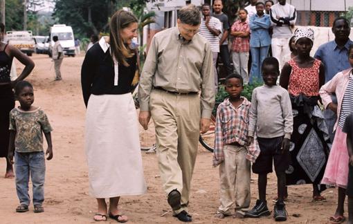 Bill Gates và vợ ly hôn: Tạm biệt, chúc lên đường bình yên