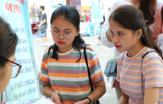 Hơn 550.000 thí sinh đăng ký dự thi tốt nghiệp THPT 2021