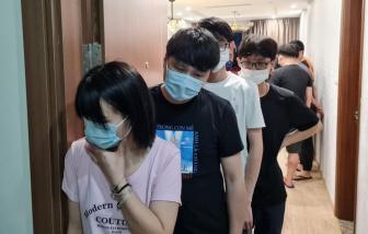 """Bắt giam 3 bị can tổ chức cho người nước ngoài nhập cảnh """"chui"""" vào Việt Nam"""