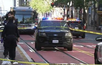 Cảnh sát bắt giữ kẻ dùng dao tấn công hai phụ nữ gốc Á tại San Francisco