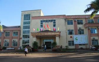 Đề nghị kỷ luật Phó chủ tịch tỉnh Đắk Nông