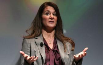 """Melinda Gates kêu gọi các nước giàu ngừng """"tích trữ"""" vắc-xin COVID-19"""