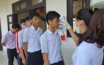 Quảng Nam cho phép học sinh các cấp đi học trở lại trừ TP. Hội An