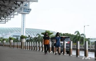 Du khách đến Singapore có thể bị cách ly tập trung 21 ngày