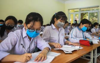 Trường học tại TP.HCM kết thúc kiểm tra học kỳ 2 trước 9/5