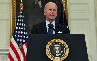 Tổng thống Biden đặt mục tiêu tiêm chủng cho 70% người Mỹ vào ngày 4/7