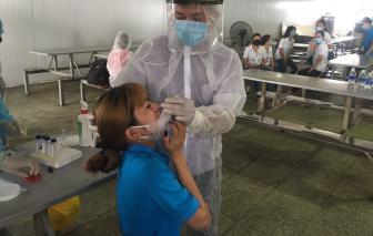 TPHCM truy vết sau khi 1 người dương tính với SARS-CoV-2 bằng test nhanh ở Campuchia