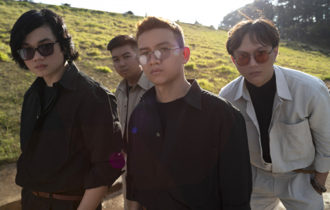Album đầu tay của Chillies: Âm nhạc của tuổi trẻ sôi nổi