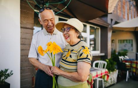 Diễn đàn Có nên ly hôn khi đã xế chiều?: Đừng dại ly hôn khi đã già