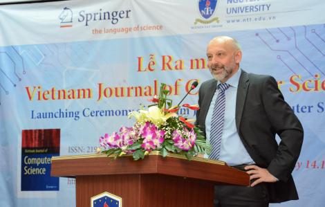 Một tạp chí khoa học của Việt Nam được SCOPUS công nhận dữ liệu