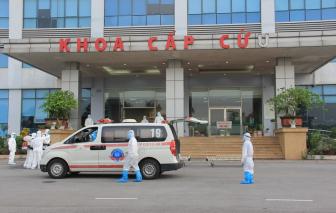42 ca dương tính tại Bệnh viện Bệnh Nhiệt đới Trung ương có liên quan tới 15 tỉnh, thành