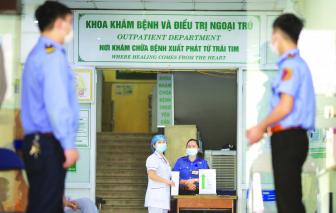 Đừng để bệnh viện trở thành nguồn lây COVID-19