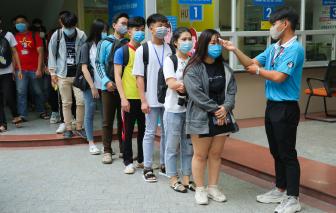 Học sinh, sinh viên tại TPHCM dừng học tập trung tại trường từ 10/5