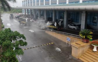Liên quan đến Bệnh viện Nhiệt đới Trung ương (Đông Anh): Sở Y tế đã xét nghiệm sàng lọc cho 827 người