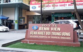 Sau 1 ngày dừng khám, BV Bệnh nhiệt đới Trung ương cơ sở Giải Phóng trở lại hoạt động bình thường