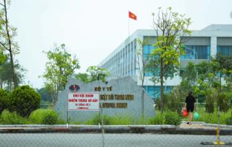 BV Bệnh nhiệt đới Trung ương cơ sở 2 ra thông báo khẩn