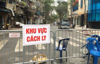 Từ 0g ngày 7/5, Bắc Ninh giãn cách xã hội 5 huyện, thị xã, thành phố