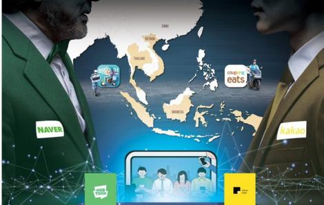 Các tập đoàn giải trí Hàn Quốc ồ ạt đầu tư vào Đông Nam Á