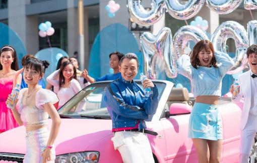 """""""Ờ Mây Zing"""", Binz nay đổi """"mood"""" vào vai trai ngoan trong MV mới"""