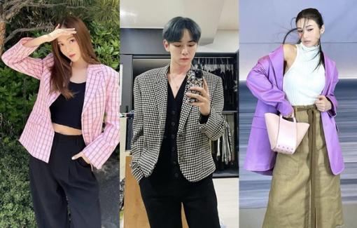 10 thần tượng Kpop mặc đẹp nhất mùa dịch