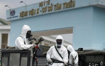 Bắc Ninh, Hải Dương thêm 16 ca nghi mắc COVID-19 liên quan đến Bệnh viện K và BV Bệnh Nhiệt đới