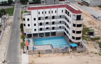 Bình Dương: Tòa nhà 5 tầng xây trái phép, sau 1 năm xử phạt đã sắp... hoàn thành