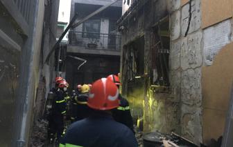 TPHCM: Cháy nhà, 8 người tử vong