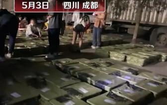Mua bán động vật qua mạng, đóng hộp rồi gửi đi gây phẫn nộ ở Trung Quốc