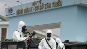 Hơn 5.000 trường hợp liên quan đến ổ dịch Bệnh viện K cơ sở Tân Triều
