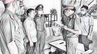 Khởi tố bắt giam Giám đốc Công ty Trung Land